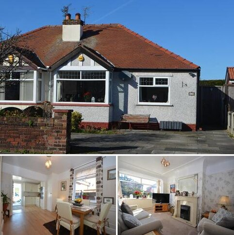 2 bedroom semi-detached bungalow for sale - Cleveleys Road, Churchtown, Southport, PR9 9SR