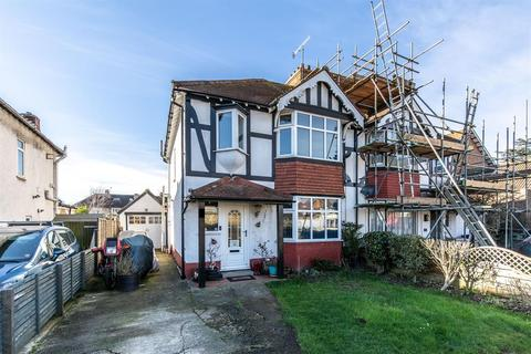 3 bedroom semi-detached house for sale - South Farm Road, Worthing, West Sussex, BN14 7TN