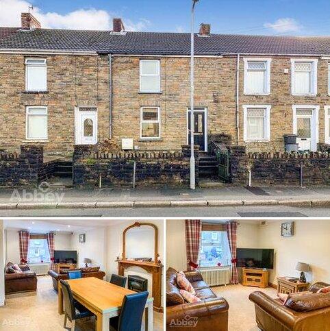 2 bedroom terraced house for sale - Henfaes Road, Tonna, Neath, SA11 3EX