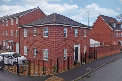 4 bedroom detached house for sale - Clonners Field, Nantwich, Cheshire