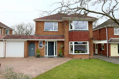 4 bedroom detached house for sale - Sutherland Crescent, Stoke-On-Trent