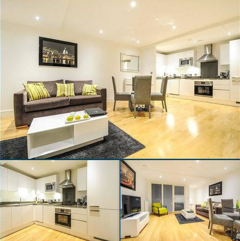 1 bedroom flat to rent - Admirals Tower, 8 Dowells Street, London, SE10