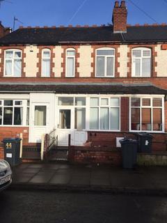 2 bedroom terraced house to rent - Hampton Court Road, Birmingham, B17 9AE - 2 bed mid terrace