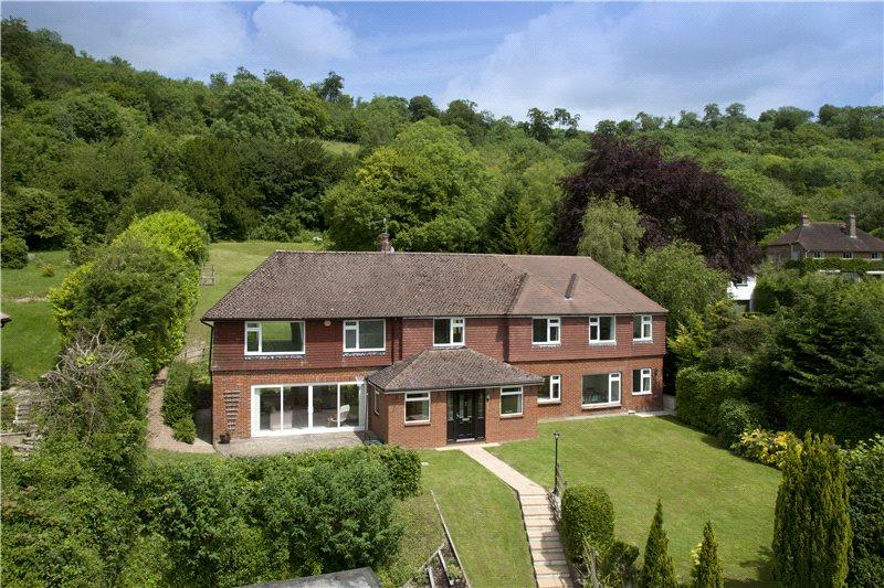 6 Bedrooms Detached House for sale in Greenhill Road, Otford, Sevenoaks, Kent, TN14