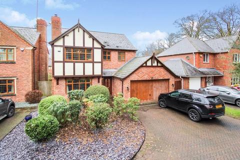 4 bedroom detached house for sale - East Drive, St Edwards Park, Cheddleton, Staffordshire, ST13