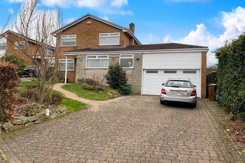 4 bedroom detached house for sale - Kent Drive, Congleton