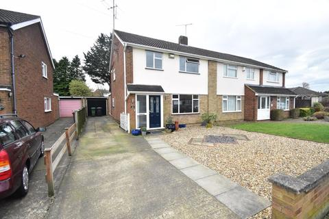 3 bedroom semi-detached house for sale - Homerton Road, Luton