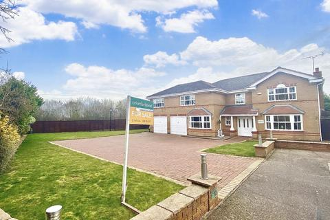 5 bedroom detached house for sale - Knightons Way, Brixworth, Northamptonshire, NN6