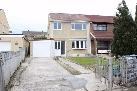 3 bedroom semi-detached house for sale - Heol Crwys, Gorseinon