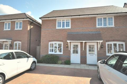 2 bedroom semi-detached house for sale - Cover Drive, Bottesford, Nottingham