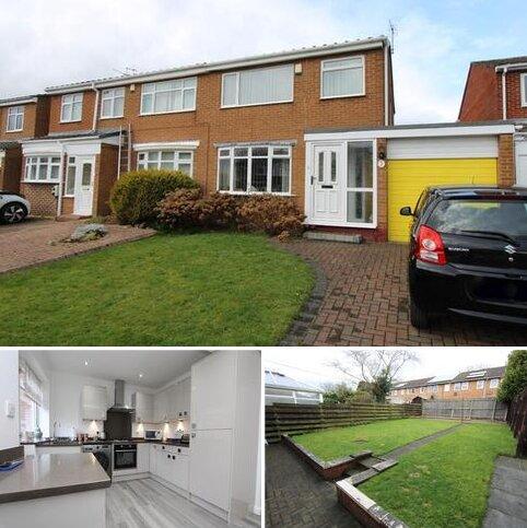 3 bedroom semi-detached house for sale - Murrayfield Drive, Brandon, Durham