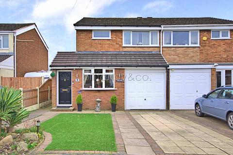 3 bedroom semi-detached house for sale - Eastcote Crescent, Burntwood, WS7