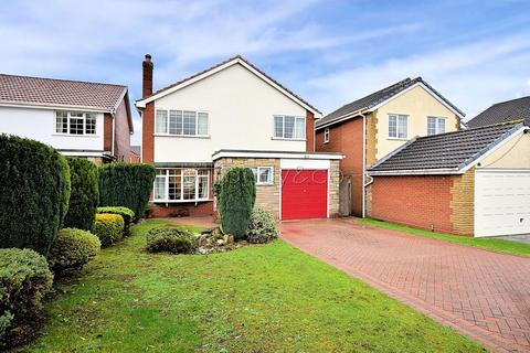 4 bedroom detached house for sale - Dove Close, Burntwood, WS7