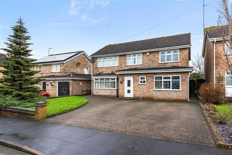 4 bedroom detached house for sale - Croxteth Drive, Rainford
