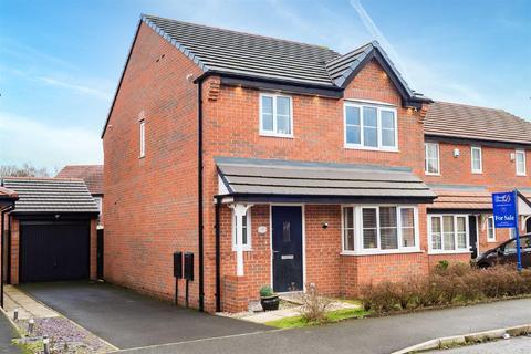 3 bedroom detached house for sale - Wallace Drive, Windlehurst