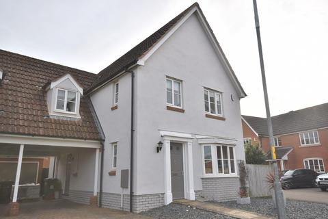 4 bedroom detached house for sale - Blackthorn Road, South Wootton, King's Lynn, PE30