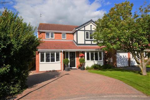 4 bedroom detached house for sale - Blenheim Avenue, Lowdham, Nottingham