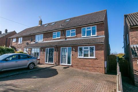 3 bedroom end of terrace house for sale - Kingswood Avenue, Hitchin, SG4