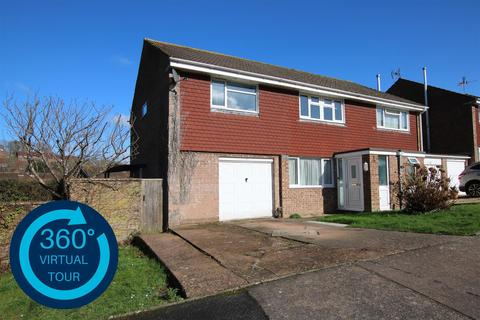 5 bedroom semi-detached house for sale - Moorland Way, Exwick, Exeter
