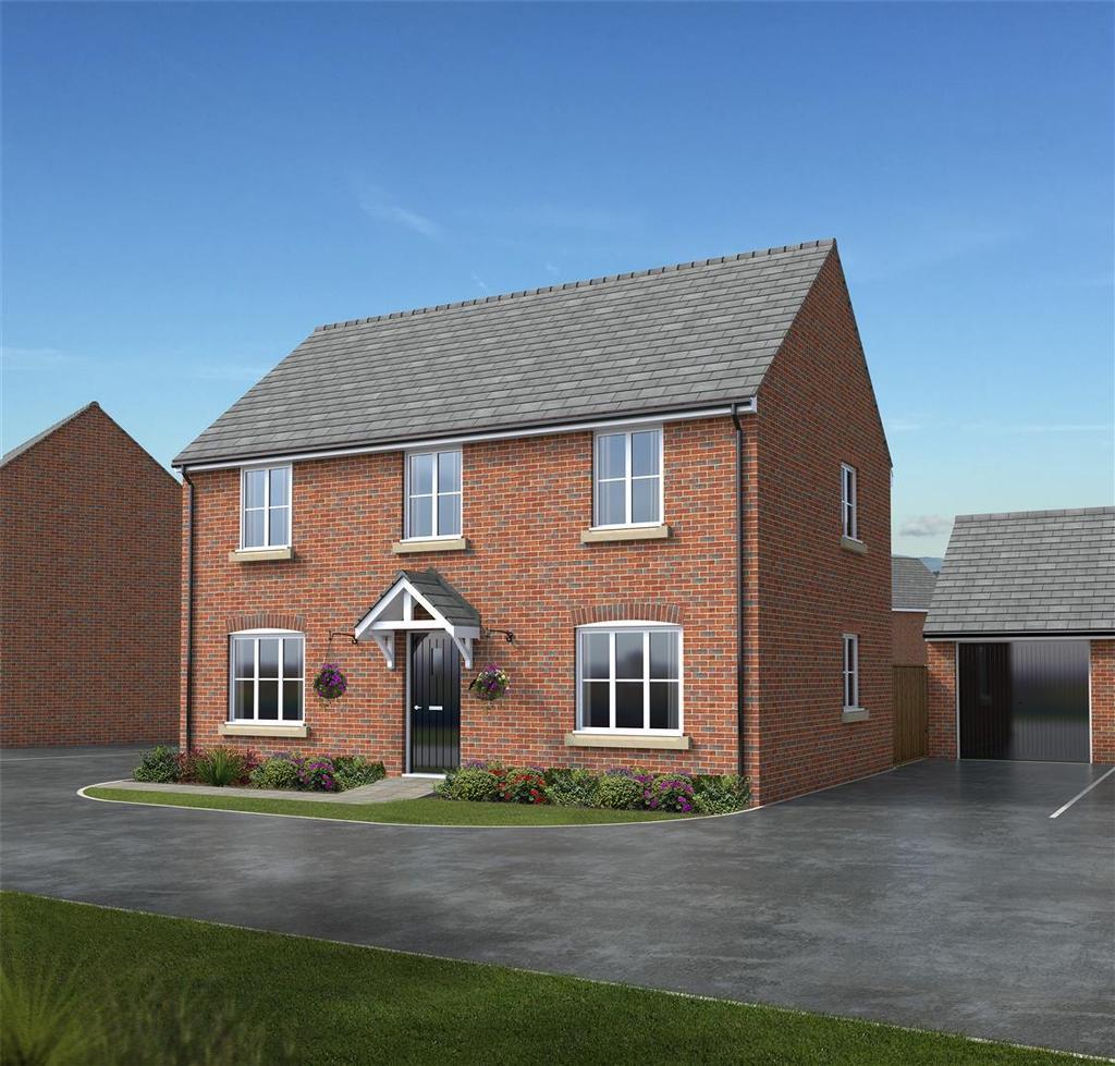 Kingstone Grange Kingstone Hereford 4 Bed Detached House For Sale 280 000