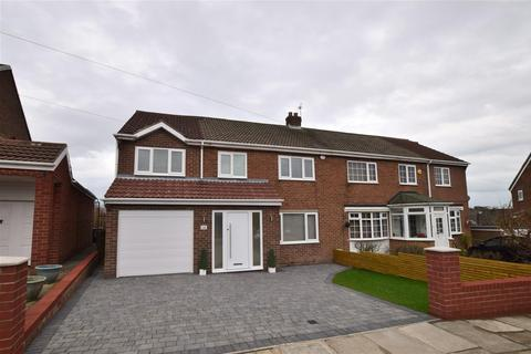 4 bedroom semi-detached house for sale - Carlton Crescent, East Herrington, Sunderland