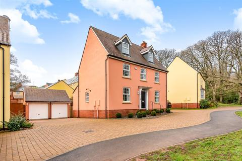 5 bedroom detached house for sale - Old Park Avenue, Exeter