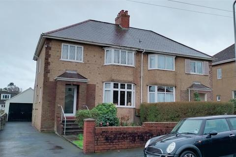 3 bedroom semi-detached house for sale - Brookvale Road, West Cross, Swansea