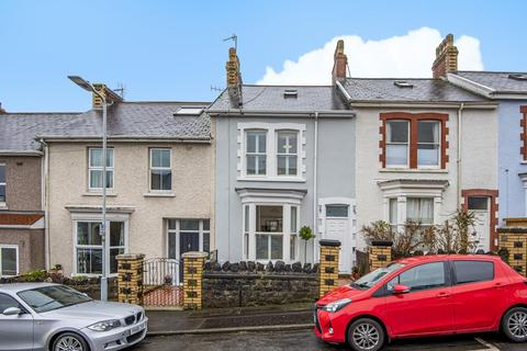 4 bedroom terraced house for sale - Victoria Avenue, Mumbles, Swansea