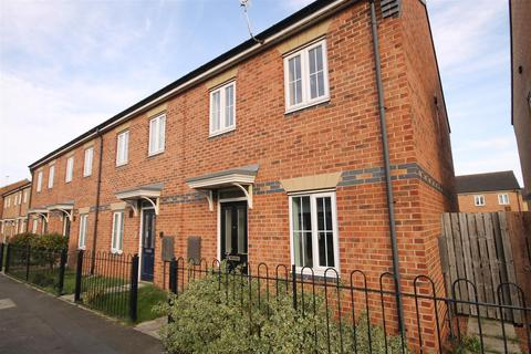 3 bedroom end of terrace house for sale - Duke Street, Hartlepool