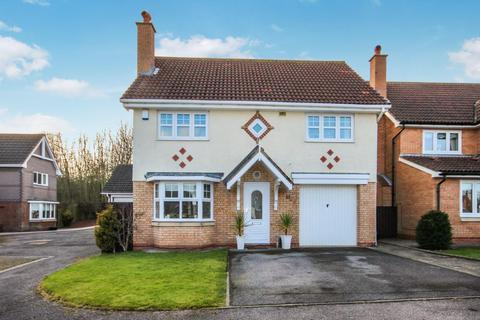 4 bedroom detached house for sale - Tavistock Close, Highfields, Hartlepool
