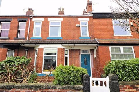 3 bedroom terraced house for sale - Longford Road, Chorlton, Manchester, M21