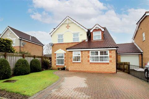 3 bedroom detached house for sale - Marchant Close, Beverley, East Yorkshire