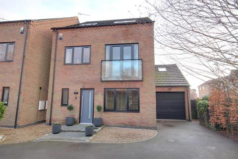 4 bedroom detached house for sale - Nelson Court, Common Lane, Welton