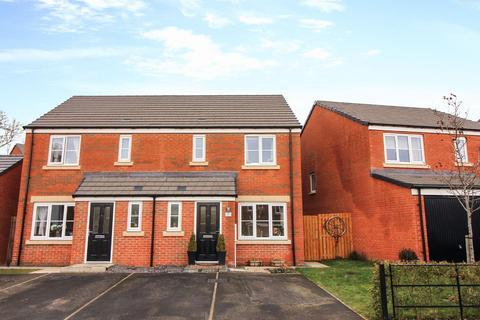 3 bedroom semi-detached house for sale - Fennel Way, Fairmoor Meadows, Morpeth