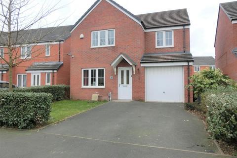 4 bedroom detached house for sale - Silvermere Road, Sheldon, Birmingham