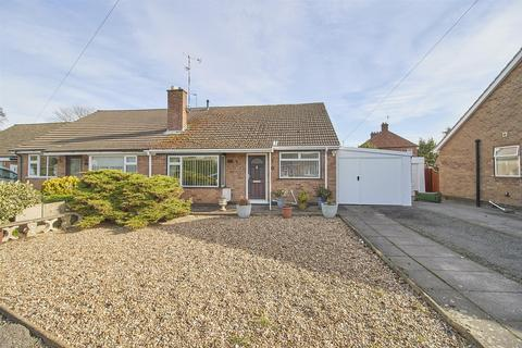 3 bedroom semi-detached bungalow for sale - Fox Hollies, Sharnford