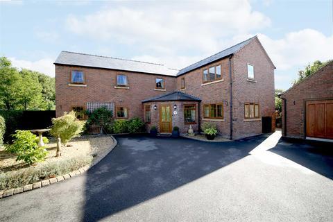 5 bedroom detached house for sale - Prescott Road, Prescott Baschurch, Shrewsbury