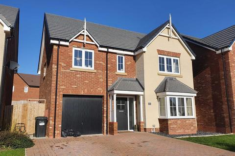 4 bedroom detached house for sale - The Wickets, Bomere Heath, Shrewsbury