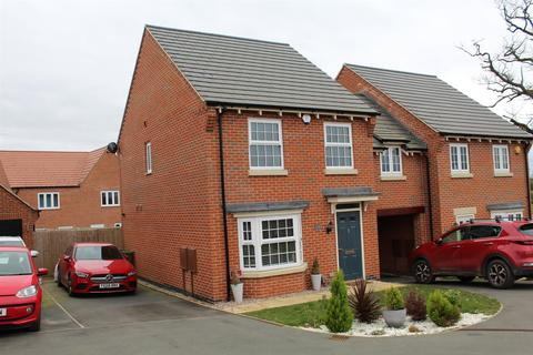 3 bedroom link detached house for sale - Deveron Drive, Lubbesthorpe, Leicester