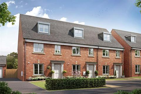 3 bedroom end of terrace house for sale - The Crofton G - Plot 37 at St Crispin's Place, Upton Lodge, Land off Berrywood Drive NN5