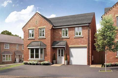 4 bedroom detached house for sale - The Haddenham - Plot 11 at St Crispin's Place, Upton Lodge, Land off Berrywood Drive NN5