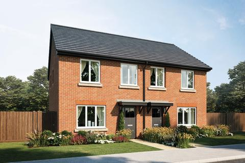 3 bedroom terraced house for sale - Plot 53, The Tailor at Millbrook Grove, Mill Lane, Brockworth GL3
