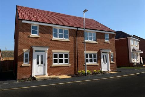 3 bedroom detached house for sale - Plot 92, The Malvern, Meadows View, Bottesford NG13 0FL