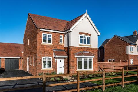 4 bedroom detached house for sale - Plot 115, The Calver, Charters Gate, Castle Donington DE74 2JG