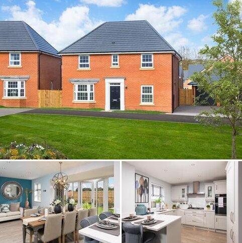 4 bedroom detached house for sale - Plot 300, Bradgate at Harland Park, Cottingham, Harland Way, Cottingham, COTTINGHAM HU16
