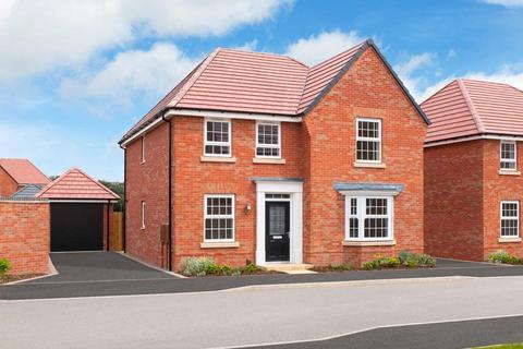 4 bedroom detached house for sale - Plot 299, Holden at Harland Park, Cottingham, Harland Way, Cottingham, COTTINGHAM HU16