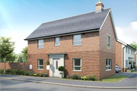3 bedroom detached house for sale - Plot 52, Moresby at Canal Quarter at Kingsbrook, Burcott Lane, Aylesbury, AYLESBURY HP22