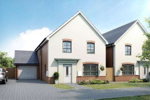 4 bedroom detached house for sale - Plot 53, Chester at Canal Quarter at Kingsbrook, Burcott Lane, Aylesbury, AYLESBURY HP22