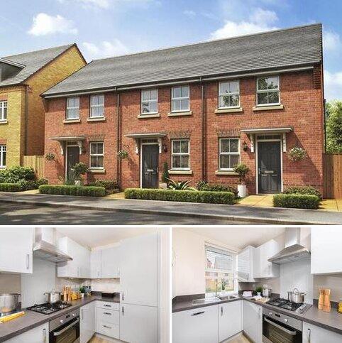 2 bedroom terraced house for sale - Plot 48, Wilford at Ramblers' Gate, Old Derby Road, Ashbourne, ASHBOURNE DE6