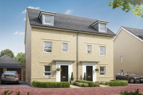 4 bedroom end of terrace house for sale - Plot 261, Rochford at High Elms Park, Lower Road, Hullbridge, HOCKLEY SS5